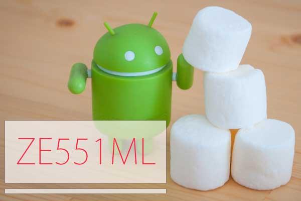 Firmware Marshmallow Android 6.0 Untuk ZenFone 2 (ZE551ML)
