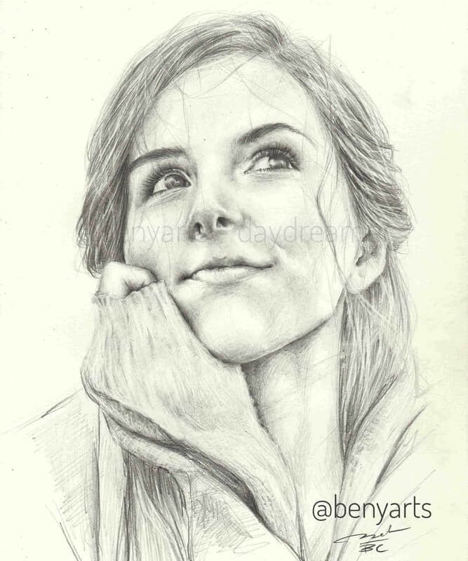 05-Benyarts-Expressions-and-Feelings-in-Graphite-Drawings