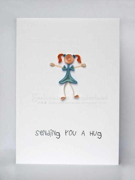 Quilled Handmade Cards Szalonaisa's Wonderland Quilling