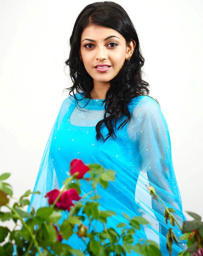 beautiful kajal agarwal hd wallpaper