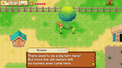 Review Harvest Moon Seeds of Memories