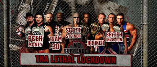 TNA No Surrender 2009 PPV Review - Lethal Lockdown