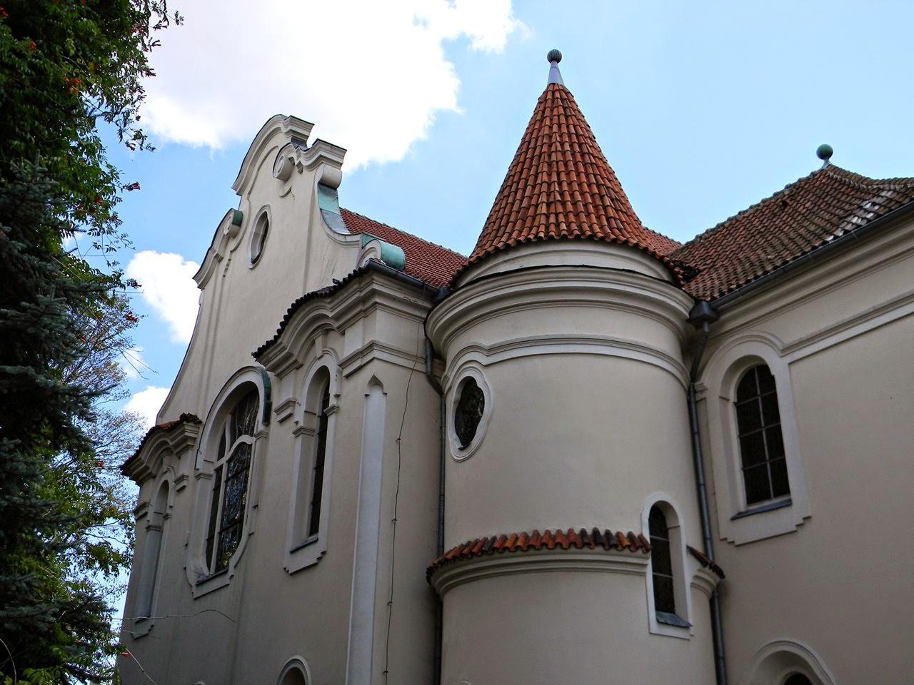 budowle sakralne, opolskie, mury, wieża
