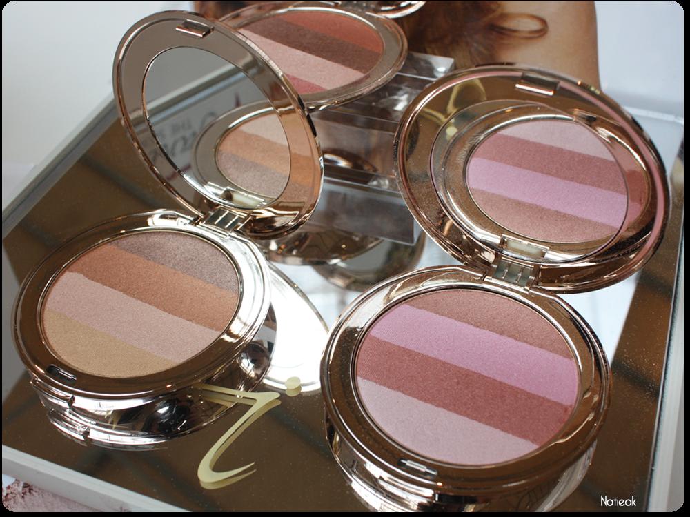 maquillage 100% minéral, blush pour le teint de Jane Iredale