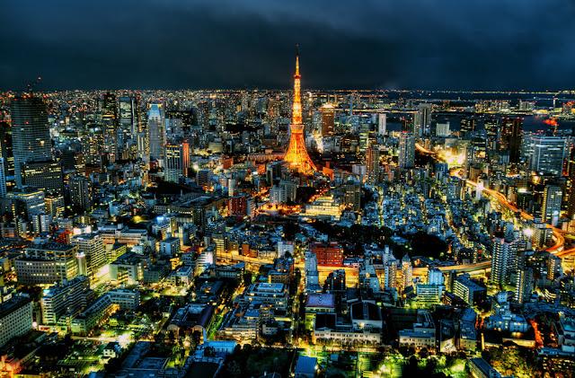 urba      actu  paysages de ville   tokyo par miya miya