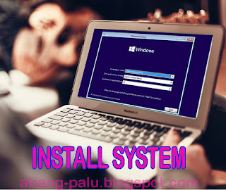 jika laptop tidak pernah diinstal ulang