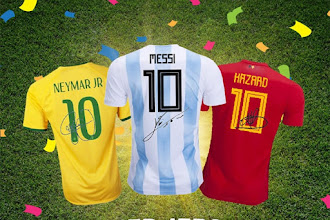 Yoodo Reveals Winners of Football Jerseys Authographed by Stars
