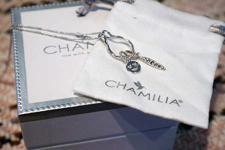 Chamilia, a Swarovski Company, Knows That Mom Appreciates the Little Things on Mother's Day ~ #Review