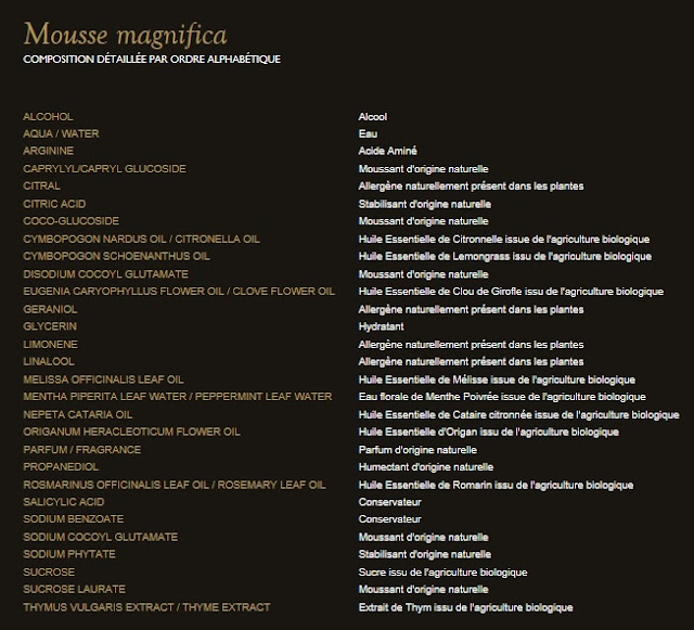 Ma routine anti-imperfections avec la gamme Aqua Magnifica de Sanoflore 💕