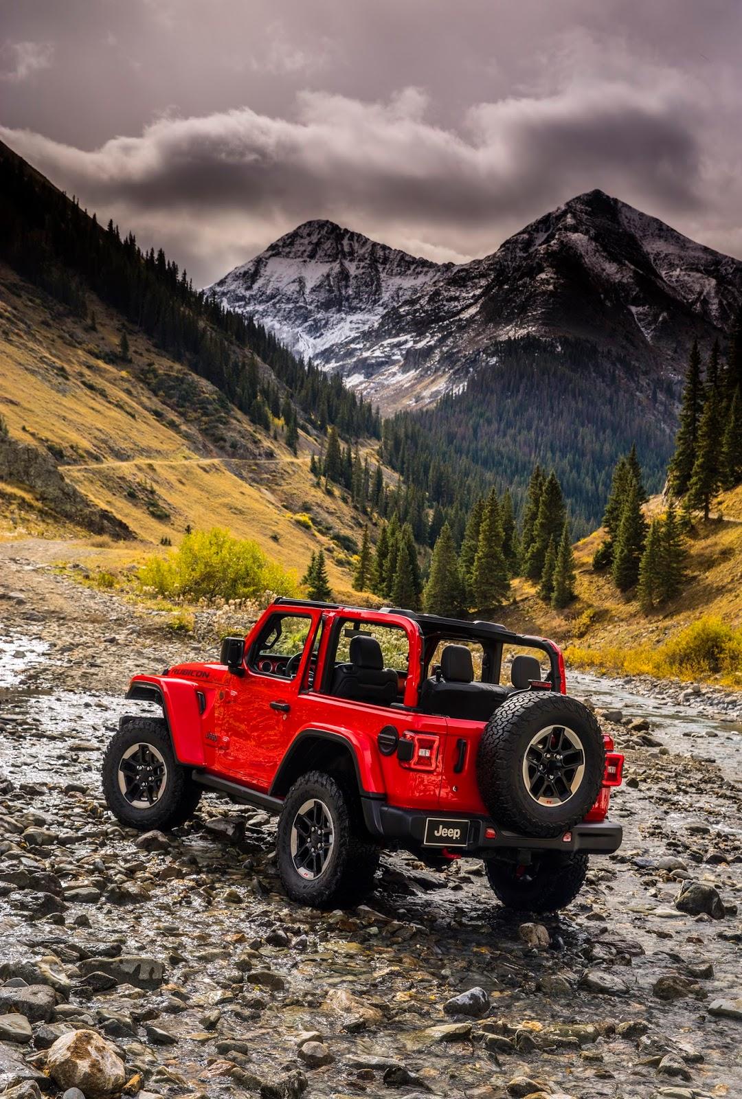 100 Hot Cars 187 Jeep Wrangler