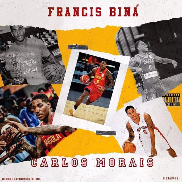 Francis Biná - Carlos Morais (Rap) (Prod. Cuidink)