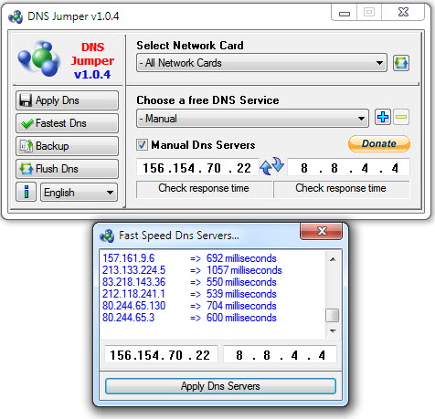 V1.0.6 TÉLÉCHARGER GRATUIT JUMPER DNS
