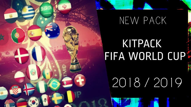 PES 2013 World Cup New Kitpack Final 32 Selections