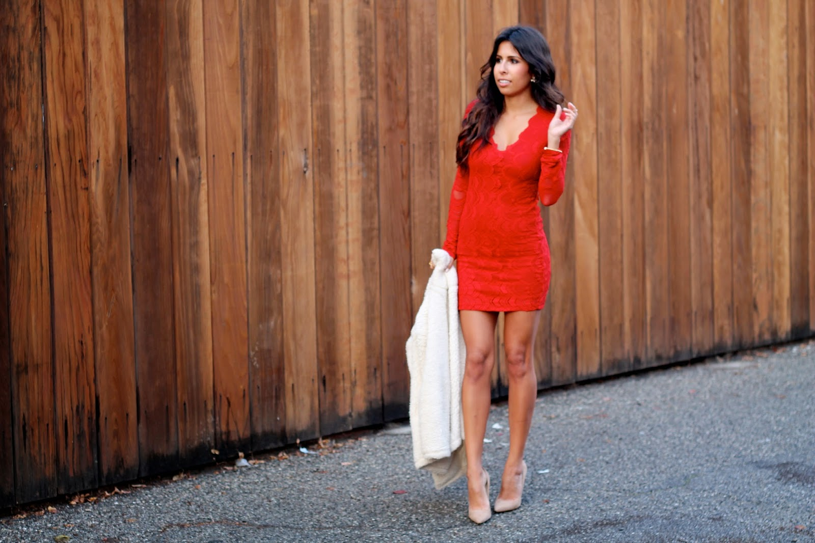 hot valentine day dress