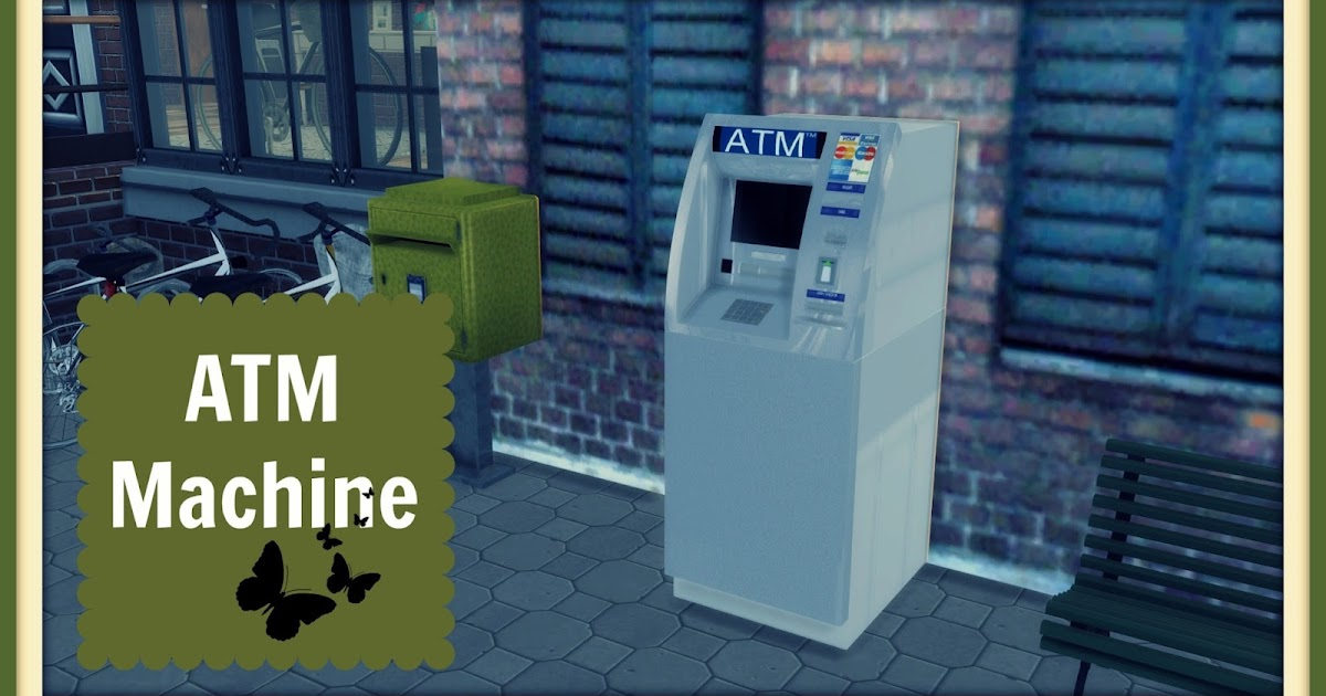 home atm machine