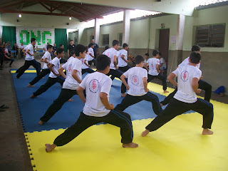 Diversas atividades Esportivas marcam festa de 11 anos da ONG Nova Baraúna