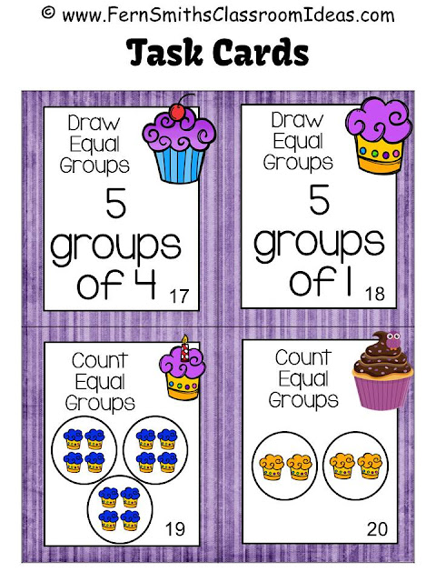 http://www.fernsmithsclassroomideas.com/2016/04/ferns-freebie-friday-free-equal-groups.html
