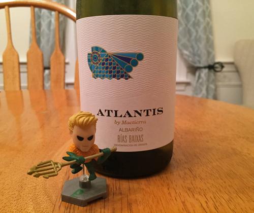 Maetierra Atlantis Albariño 2016