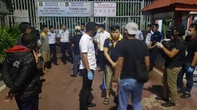Bos Narkoba Ngamuk di Penjara, Gebuki Napi Eks Kurirnya di Penjara