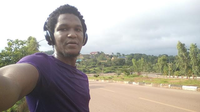 Hafiz at the end of Umuawulu street adjoining Port Harcourt - Enugu Expressway