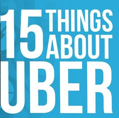 15 Things You Didnt Know About UBER | Uber car