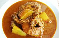 Resepi Gulai Kari Ayam