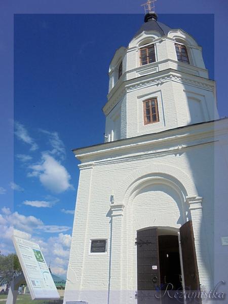 Успенская церковь в Болгарах