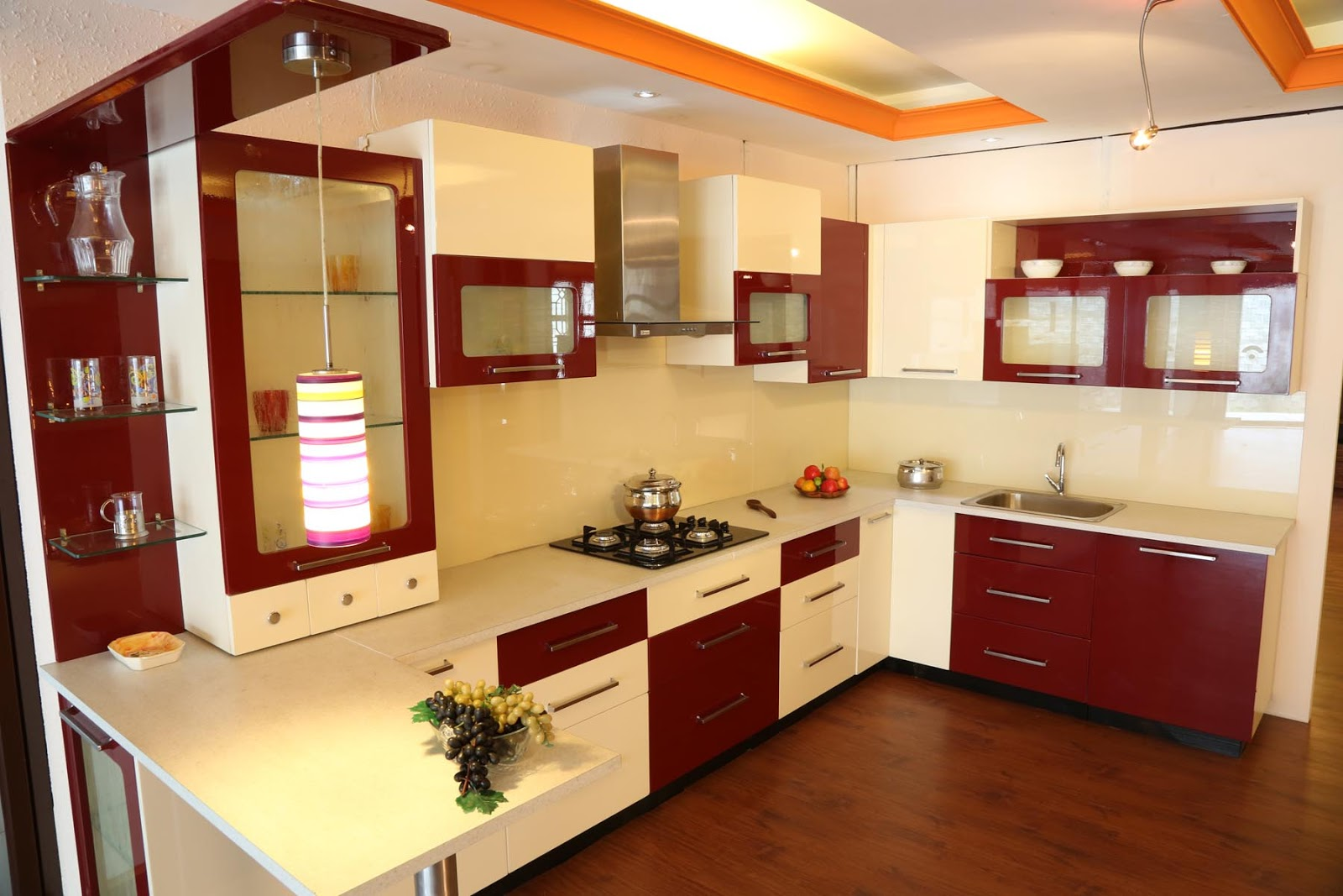 Villa Interior Designers In Hyderabad Best Contemporary Kitchen Design Ideas Konceptliving