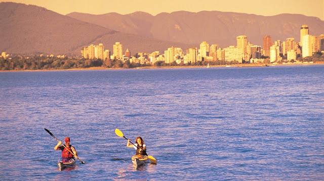 Jericho Beach em Vancouver
