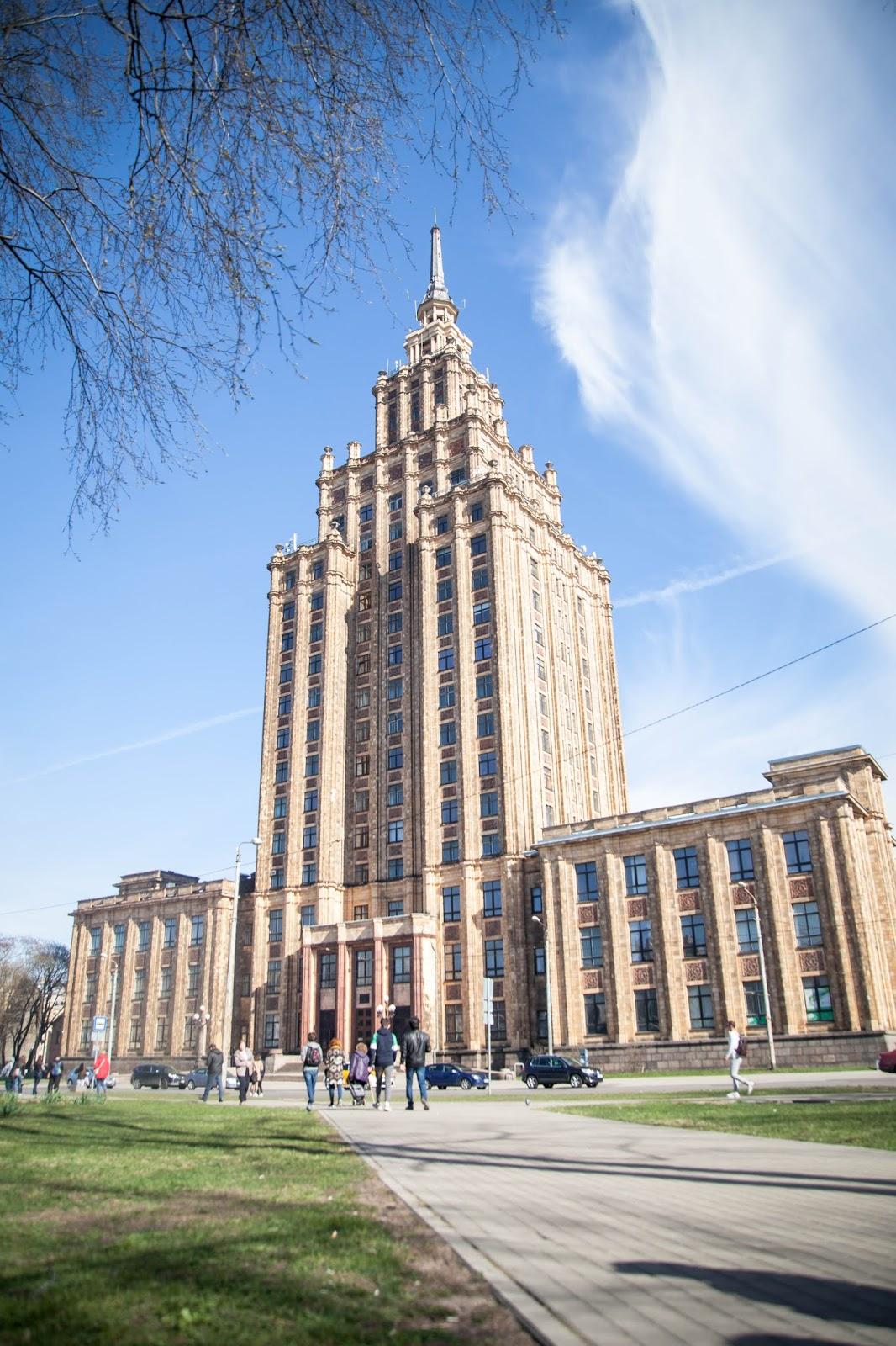 Tiedeakatemia Scienceacademy Riga Riika