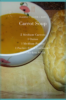 Try this soup-er easy recipe and you'll be enjoying homemade carrot soup in no time!