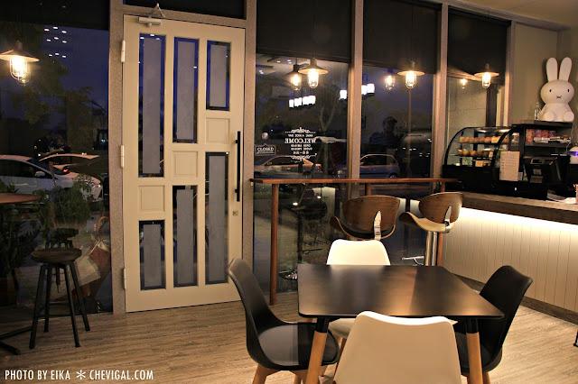IMG 0032 - 台中烏日│JR Cafe *隱身新興住宅區的療癒咖啡廳。推荐低GI食材與研磨豆漿