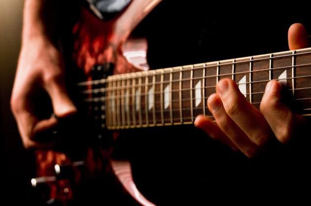 Lớp học đàn guitar tại quận 12 tp HCM