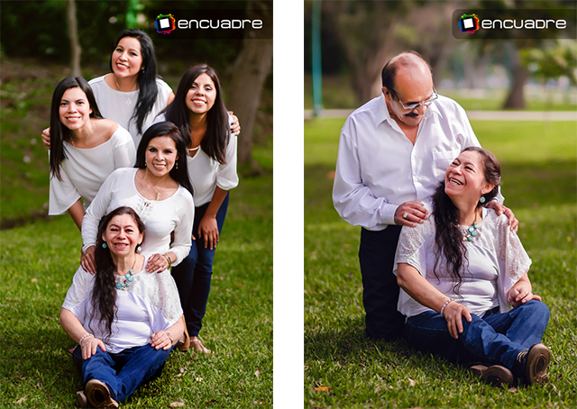 fotos de familias peru