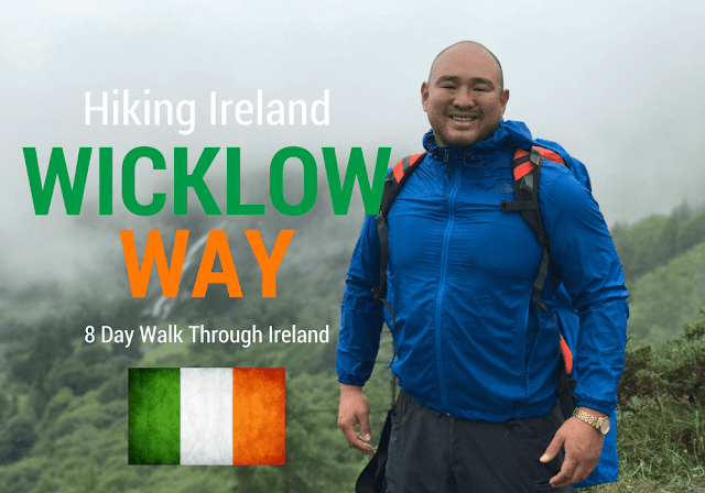 Wicklow Way Walk Hike