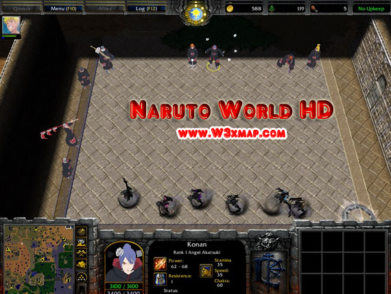 Naruto World HD 1 2