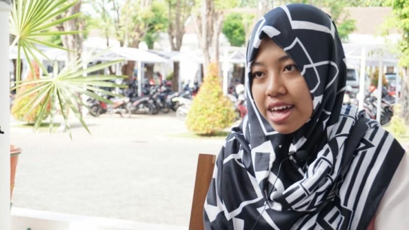 Afi Nihaya minta maaf soal plagiarisme