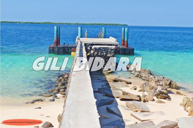 Lombok -  Gili Bidara   | www.meheartseoul.blogspot.com