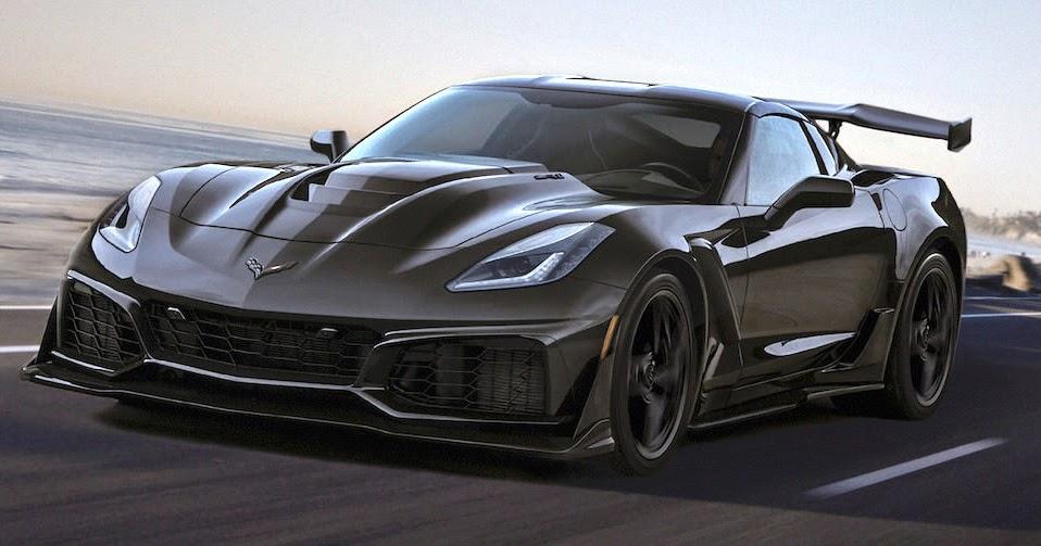 新型コルベットの最強モデル「ZR1」の第一号車がオークションで約1億円で落札! - Idea Web Tools ...