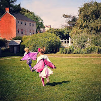 New England Fall Events Portsmouth NH Fairy House Tour Strawberry Banke