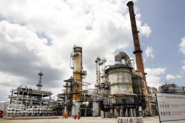 Pdvsa en caos tras paro en la refinería Isla en Curazao