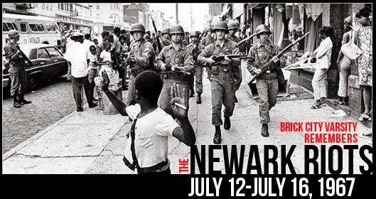 1967 newark riots essay