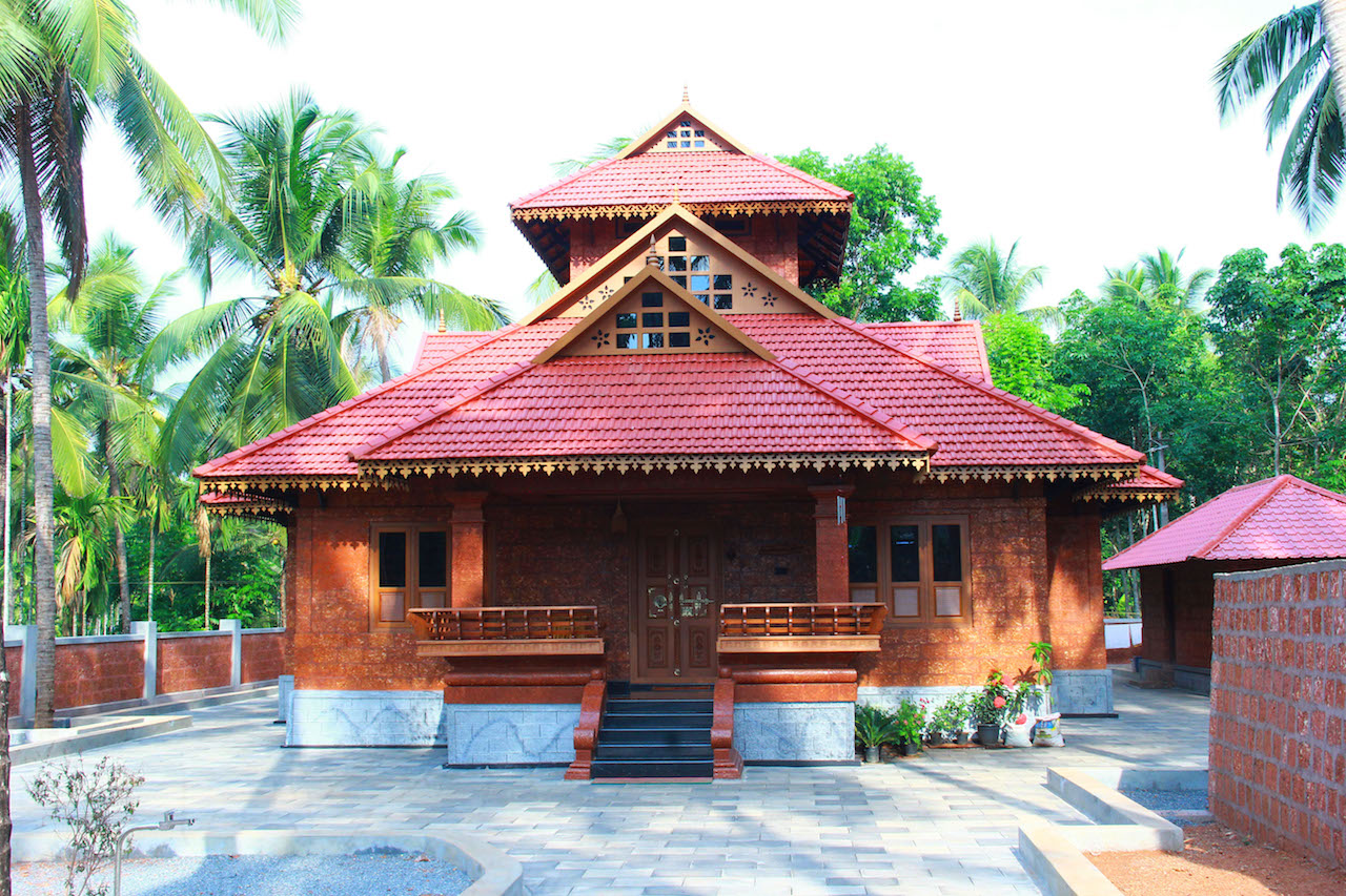 Kerala Home Design 8 May 2019