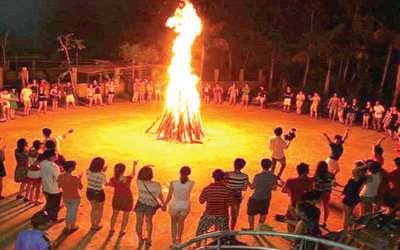 Ánh lửa Cao nguyên