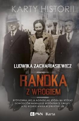 Randka z wrogiem - Ludwika Zachariasiewicz