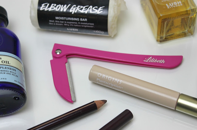 A picture of Lilibeth of New York Brow Shaper