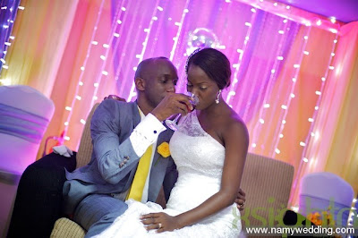 Pictures From Obiwon's Church Wedding & Reception. 27