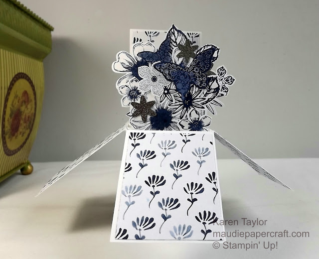 Stampin' Up! Floral Boutique box card