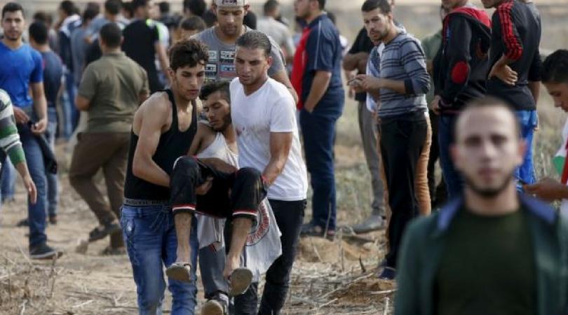 Umatizen | Sejak 30 Maret, Israel Bunuh 135 Warga Palestina | Opini| Umatizen.com