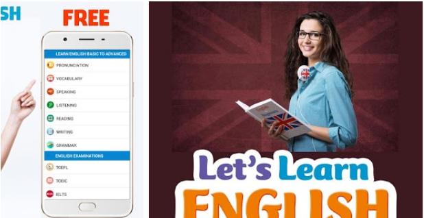 تطبيق Learn English with Videos لتعليم الانجليزي عن طريق الفيديوهات للاندرويد